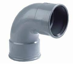 PVC Afvoer hulpstukken manchet verbinding