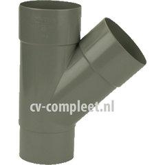 PVC hemelwaterafvoer T-Stuk