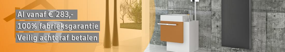 Elektrische badkamer radiatoren
