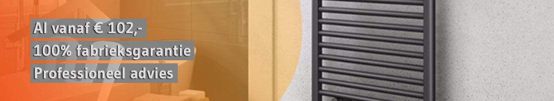 Solar Radiatoren CV-Compleet