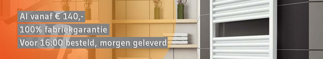 Plieger Xilo handdoek radiator