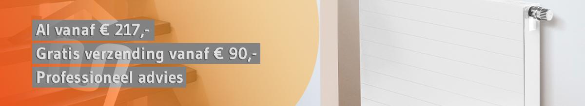 Thermrad radiatoren CV-Compleet