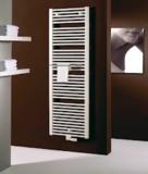 Plieger Palmyra design handdoek radiator 1175 x 600 kleur Zwart (689 watt)_