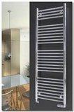 Plieger Palermo handdoek radiator 1111 x 500 kleur mat wit (519 watt)_