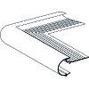 Hoek (buiten) voor Aluminium Trim RV Kraal 26_