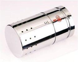 Comap Sensitive regelelement M30 x 1,5 - kleur chroom - met vloeistof voeler