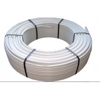 Rol 5 lagen buis met Aluminium kern voor vloerverwarming 16 x 2 mm rol ‡ 500 meter Pex-Alu-Pex - NU Û 0,85