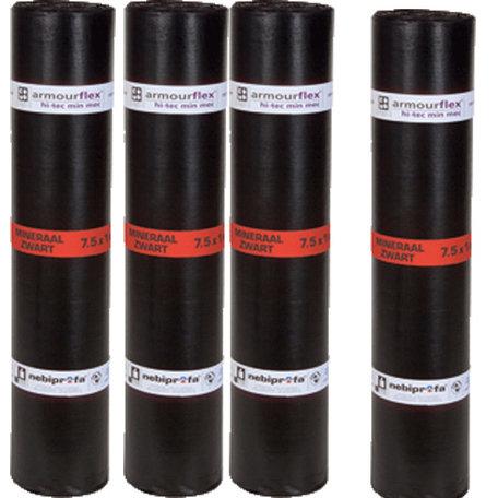 Rol IKO Profagum APP dakbedekking 470K14 TI - 3,6 mm dik - rol is 6 meter lang 1 meter breed zonder leislag
