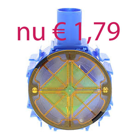 ABB Multifunctionele inbouwdoos MD4050 - 16/19 mm