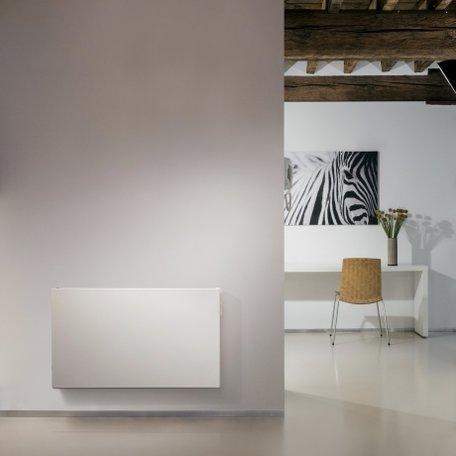 Vasco E-Panel H-FL elektrische radiator 600 hoog x 800 breed - 1000 watt - kleur Ral 9016