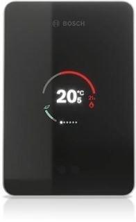 Nefit/Bosch Easycontrol  slimme modulerende kamerthermostaat zwart