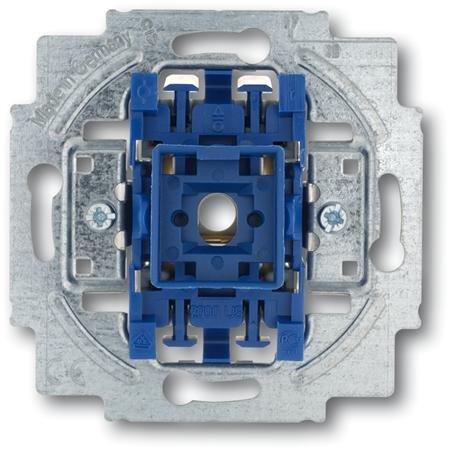 Busch-Jaeger Kruis schakelaar inbouw (BJ 2000/7US)