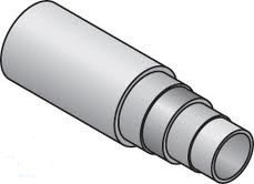Uponor Uni pipe PLUS 20 x 2,25 mm (5 lagen buis) lengte á 5 meter