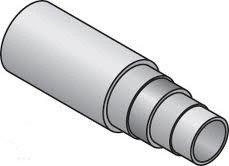 Uponor Uni pipe PLUS 20 x 2,25 mm (5 lagen buis) lengte á 5 meter