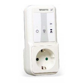 Watts Vision Plug-in ontvanger voor montage in wandcontactdoos, 230 volt /16A (900006676)