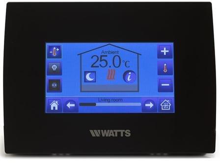 Watts Centrale regelaar WIFI Smart Home Systeem 900007256 (draadloos) kleur Zwart