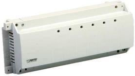 Watts Box Master aansluitbox 6 zones 24 volt AC NC voor vloerverwarming (900701013)