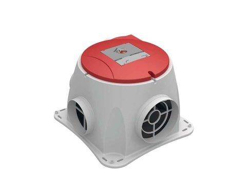 ComfoFan SP energiezuinige woonhuisventilator Zehnder