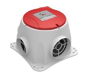 ComfoFan S RP Zehnder energiezuinige woonhuisventilator met perilex steker en radiografische ontvanger