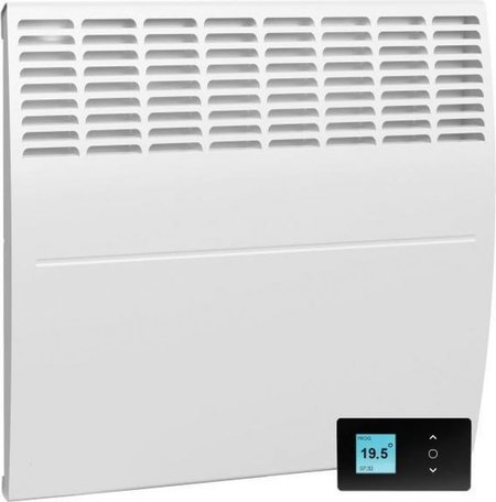 ECOF 1000W F129 Atlantic, convector 230V met digitale thermostaat en open raam detectie