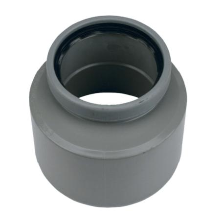 PVC manchet inzetverloop 125 x 160 mm Mof/Spie