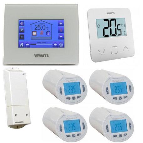 Watts Vision Comfort pakket pakket voor radiatoren