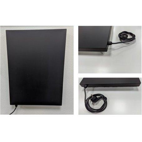 DIHS Small Wall Infrared panel SWIP 400 x 550mm 30mm dik