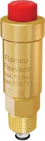 Automatische ontluchter Flamco Flexvent 3/8