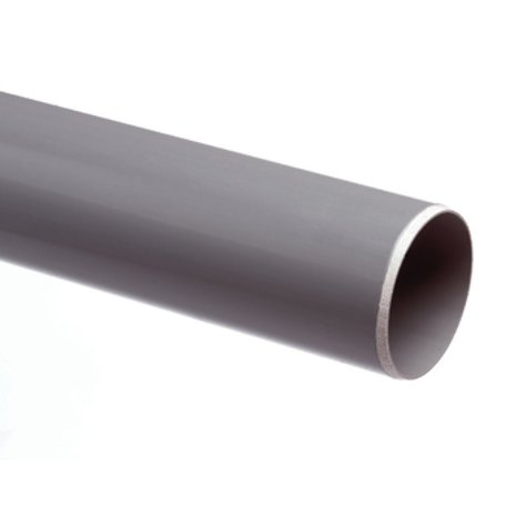 Pvc- afvoerbuis 125 x 3,2 mm SN4 lengte = 5 meter