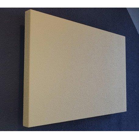 Infraroodpaneel 600 watt - 230 volt - 60 x 120 cm - kleur Wit - licht gekorreld