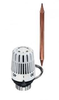 Thermostaatknop met capillair leiding en voeler - Heimeier voor  vloerverwarming verdeler