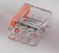 Transparante mini lasklem 3 voudig - doos á 50 stuks