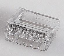 Transparante mini lasklem 5 voudig - doos á 50 stuks