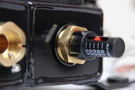 VTE  DVR ventiel voor de Slim  en Inline verdelers - Drukverschilregelaar