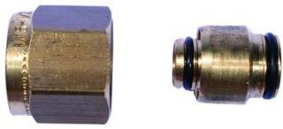 Uponor klemkoppeling 20 mm t.b.v. VSH knelfittingen15 mm 1089724