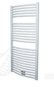 Plieger Palmyra design handdoek radiator 1775 x 600 kleur pergamon (1046 watt) gebogen