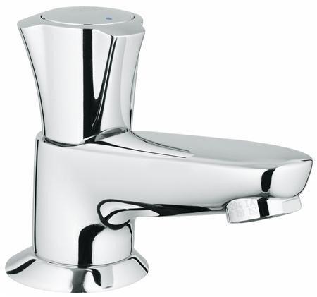 Grohe COSTA-S toiletkraan laag model met keramisch bovendeel fabr. nr. 20405001