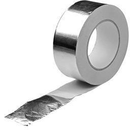 Rol Aluminium tape 75 mm - rol 50 meter
