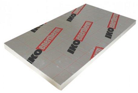 Nebiprofa IKO Enetherm ALU bekleed dakisolatieplaat 1200 x 600 x 120 mm = 0,72 M2 prijs per plaat