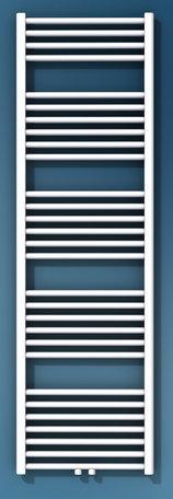 Vasco BATHLINE BB handdoekradiator 600 x 1186 (bxh) (676 watt 75/65)  kleur Ral 9016