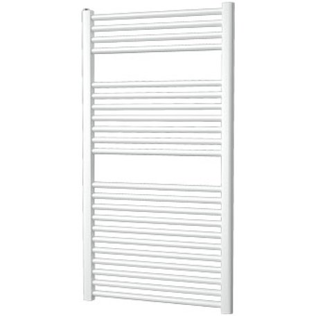 Thermrad Basic-4 design handdoek radiator 1172 x 500 (711 / 563 watt) Ral 9016
