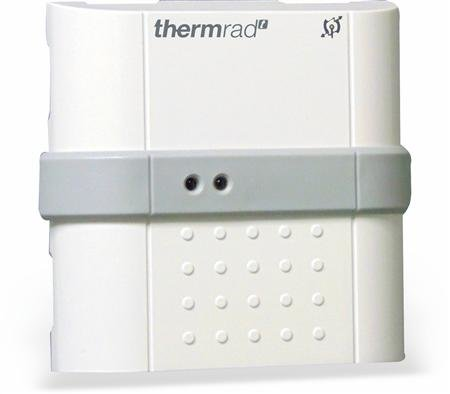 Thermrad RF inbouwontvanger (draadloos) t.b.v elektrische vloerverwarming 16A