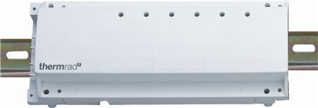 Thermrad RF uitbreidings module 4 zones voor vloerverwarming (draadloos)