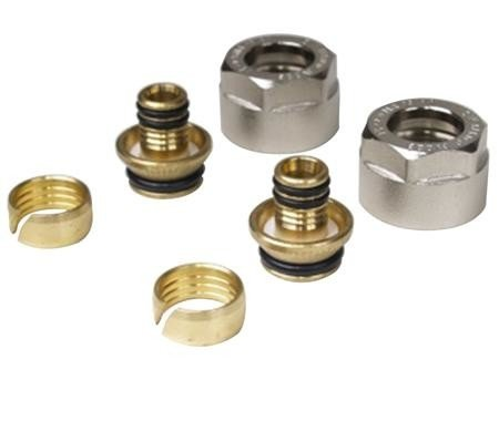 Top-Flow adapters 17 x 2 mm (set ‡ 2 stuks)