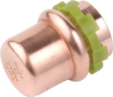 VSH Sudopress koper eindkoppeling (kap) 22 mm koper (6671401)