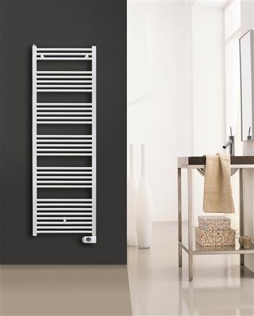 Solar Plus elektrische handdoekradiator 1750 x 600 mm (hxb) 1000 watt - kleur Ral 9016