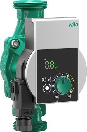 Wilo Yonos Pico 25/1-6-130 circulatiepomp met draadaansluiting - vermogensregelaar