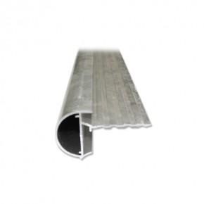 Aluminium Trim RV Kraal 45 lengte 2,50 meter